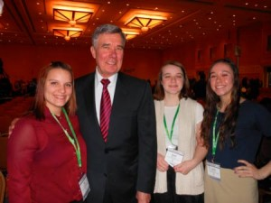 council rock teens attended CADCA